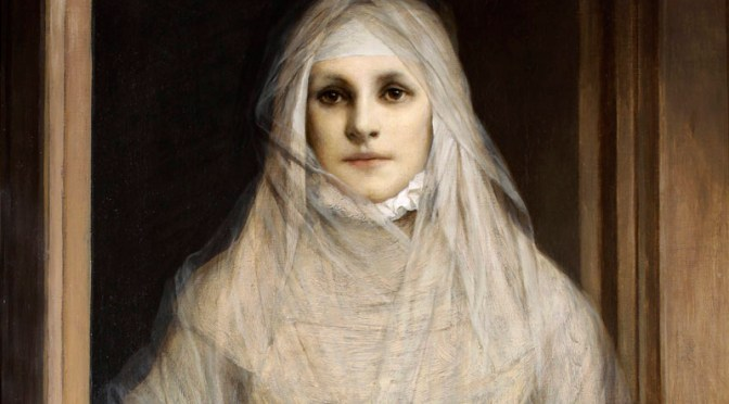 The White Woman, Gabriel von Max