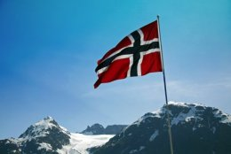 norwegian flag creativity competition