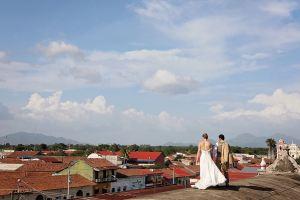 Laura & Victor's Nicaragua Destination Wedding