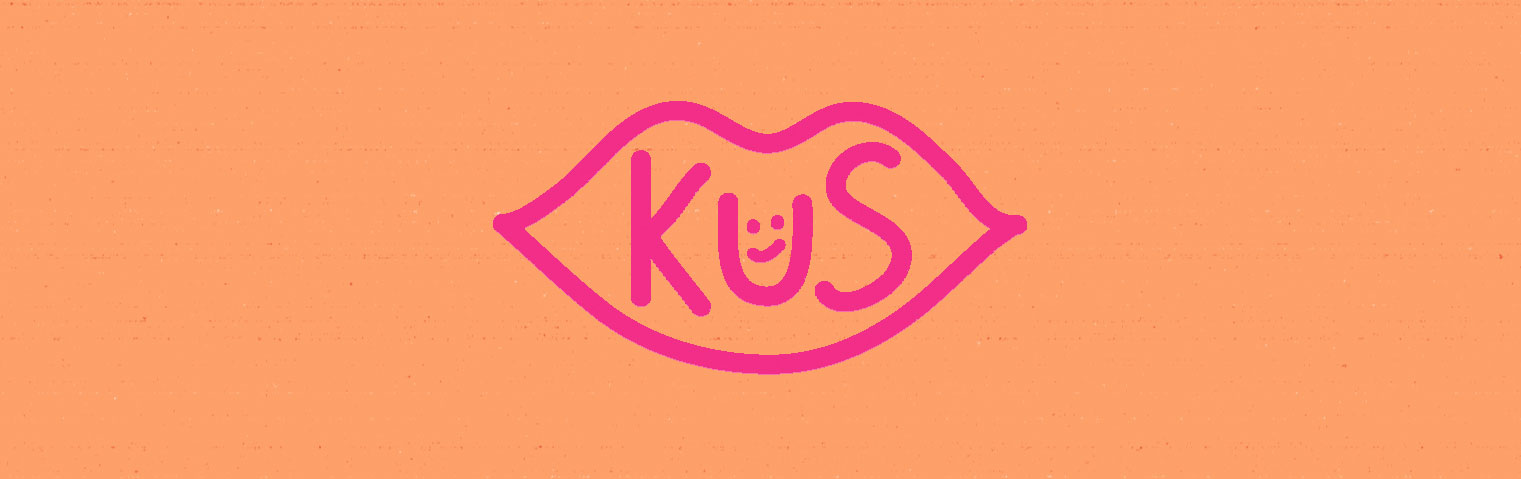 Stamp - Kiss - Studio Limón