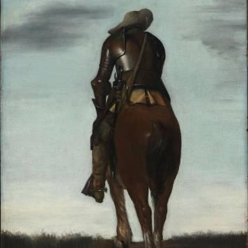 Ce n'est même pas un Cowboy, j'ajouterai un chapeau !