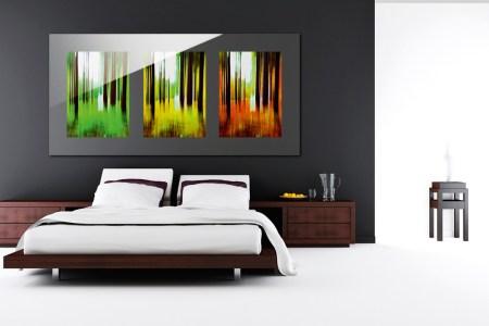 moderne wandbilder fur schlafzimmer ~ interieurs inspiration