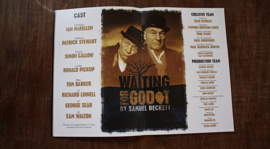 Waiting for Godot - Haymarket