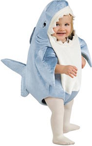Shark Costume For Babies And Toddlers