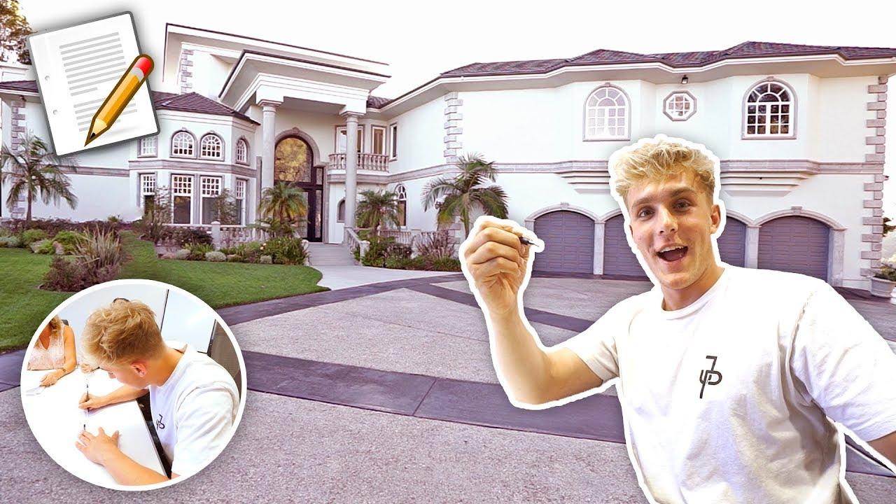 Astounding Youtubers Daily Youtubers Youtubers Tv Logan Paul House Tour Logan Paul House Net Worth curbed Logan Paul House