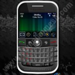 BlackBerry in Photoshop