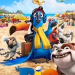 120 Animated Cartoon and 3D Movies Poster