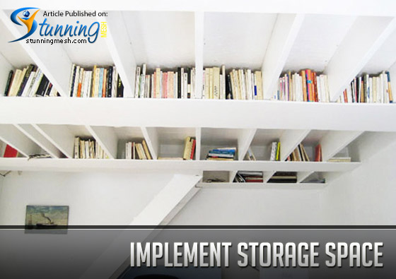 Implement Storage Space