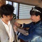 日本舞踊家・花柳廸彦太さんに聞く(1)日舞の魅力
