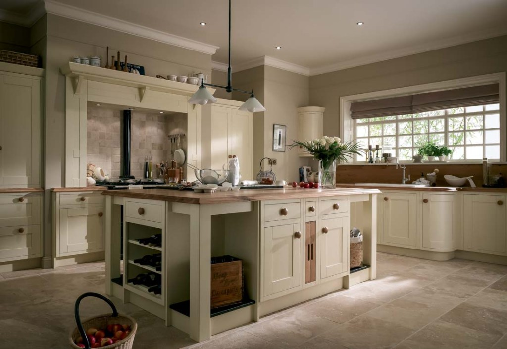 Classic Kitchen Range from Stylecraft Kitchens and Bedrooms Cork