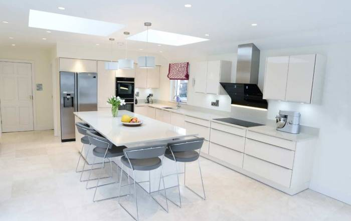 Stylecraft Contemporary Kitchen in Cork