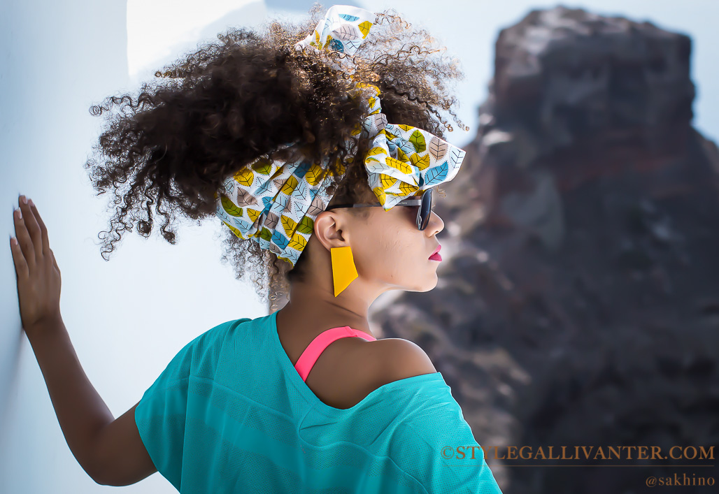 Colourful accessories, yellow-earrings_Colourful-Accessories