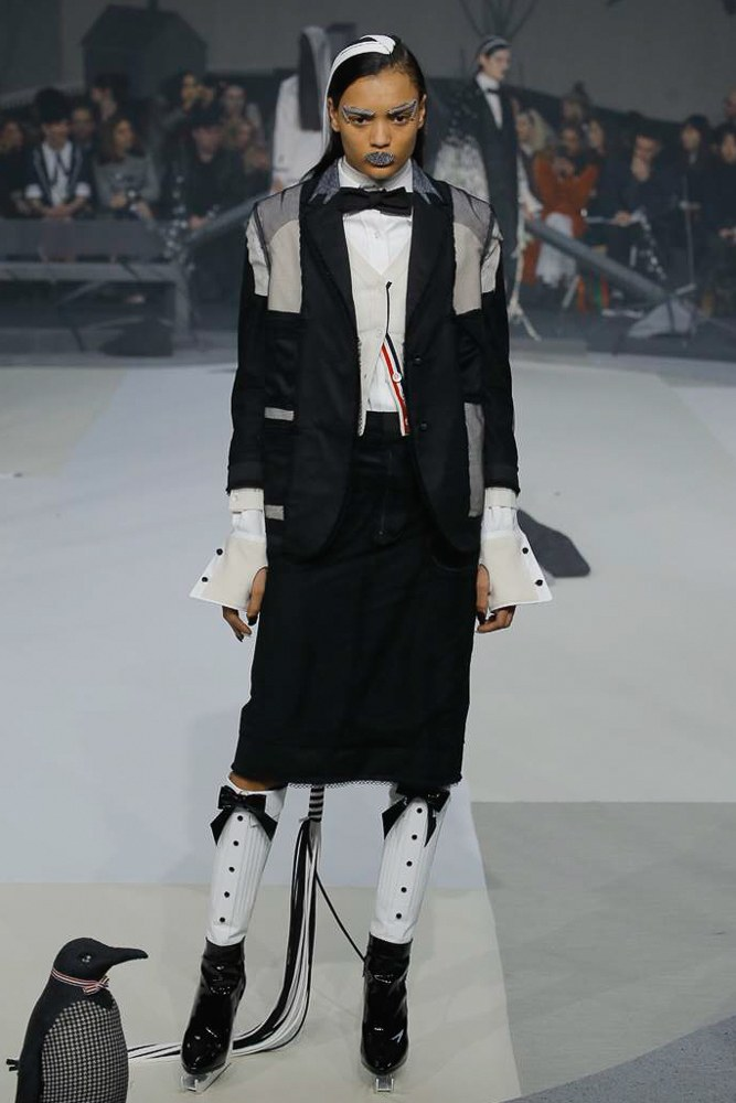 Thom Browne Look 46