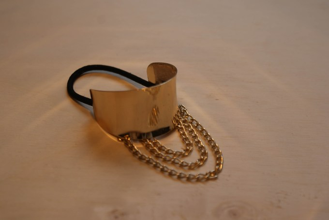 DIY – haircuff