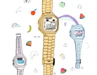 Casio love!