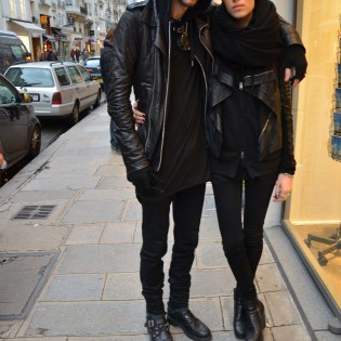 PARIS STREETSTYLE!