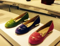 MIAUW! GET YOUR CLAWS OUT WITH CHARLOTTE OLYMPIA!
