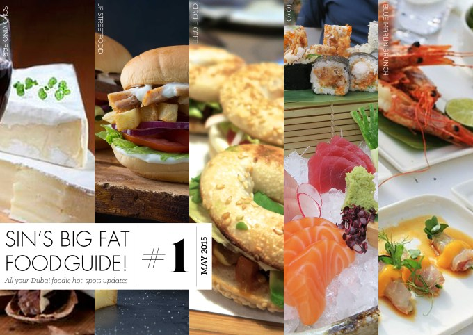BIG FAT FOOD GUIDE! #1 | MAY