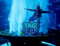 A DREAM DISCOVERY DIVE WITH TAG HEUER!