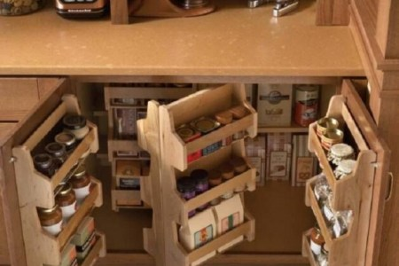 18 amazing diy storage ideas for perfect kitchen
