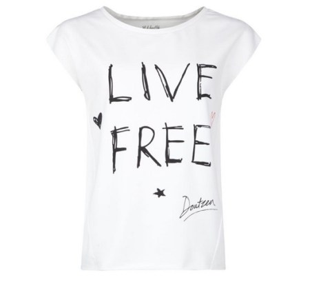 tshirt-live-free-wefashion