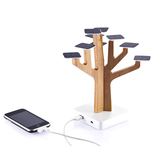 Solar Sun Tree Ladestation von XD Design
