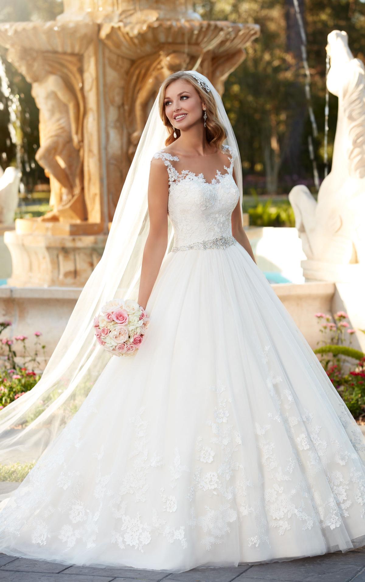 16 best ball gown wedding dresses ideas wedding ball gown dresses White ball gown wedding dresses
