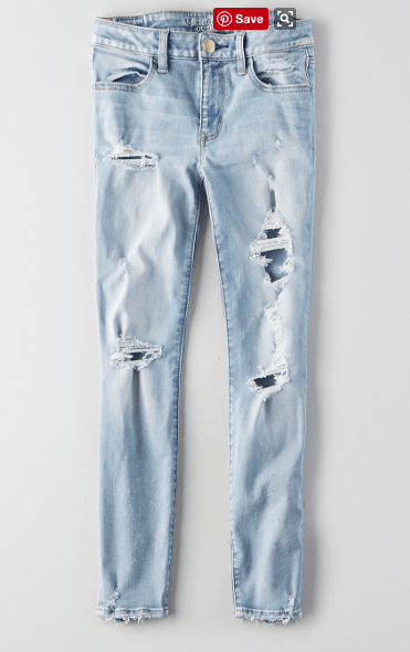 AEO Denim X Jegging Ankle