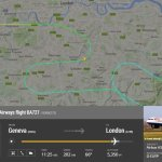 BA727 drone strike