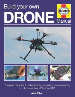Haynes Build Your Own Drone, front cover