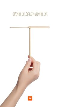 helicopter stick