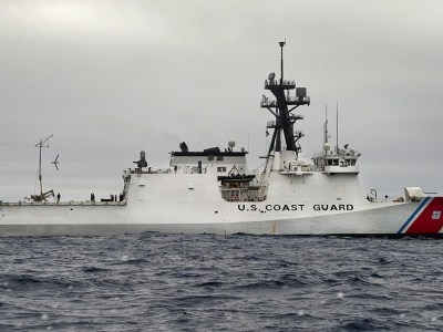 ScanEagle US Coastguard