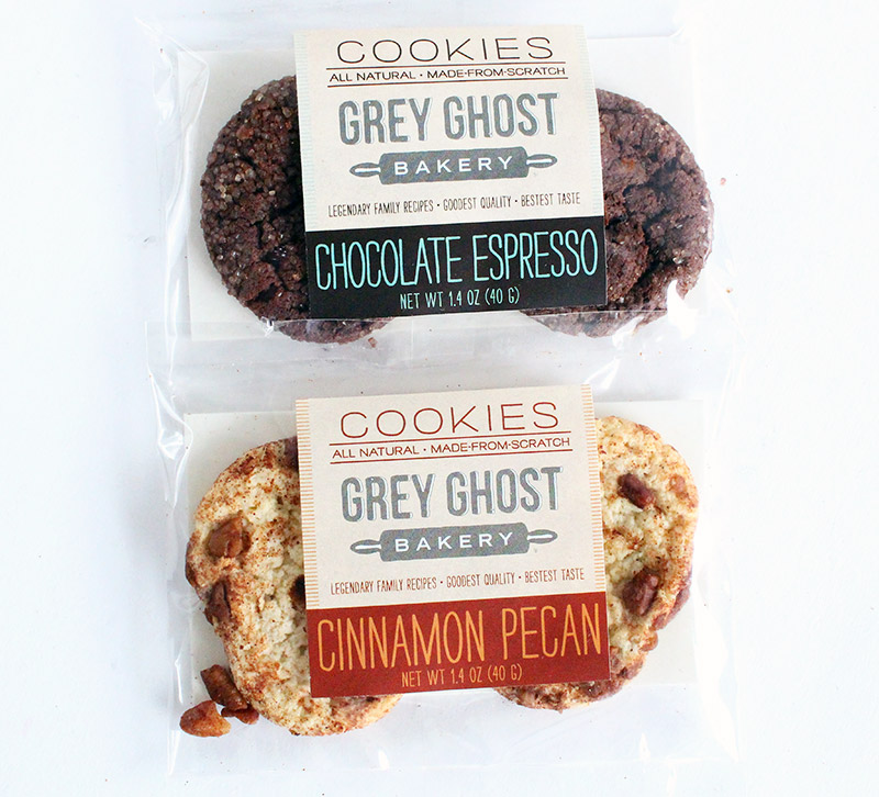Grey Ghost Cookies Chocolate Espresso Review