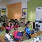 Educación ambiental en un colegio rural de Cañete