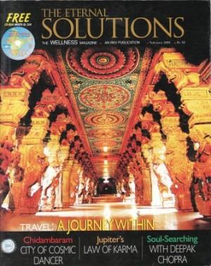 Subodh Gupta article in The Eternal Solution Feb05
