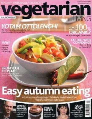 Subodh Gupta yoga instructor Interview Vegetarian Living