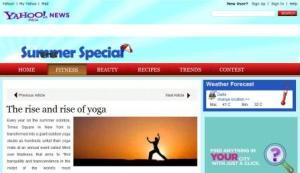 Subodh Gupta interview on Yahoo News