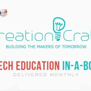 Creation Crate Subscription Box