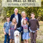 10 Tips for What to Wear in Family Pictures