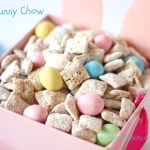 Bunny Chow with Chex Mix