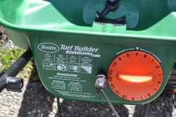 Small Of Scotts Spreader Settings