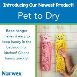 Norwex Pet to Dry