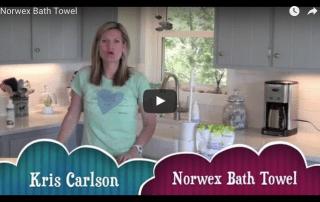 Norwex Bath Towel