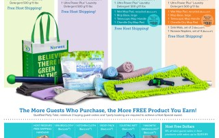 November 2017 Norwex Host Rewards