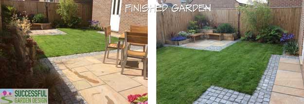 Small Garden Case Study – Hilary's garden