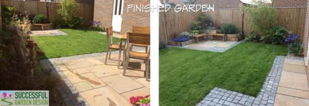 Small Garden Case Study – Hilary's garden