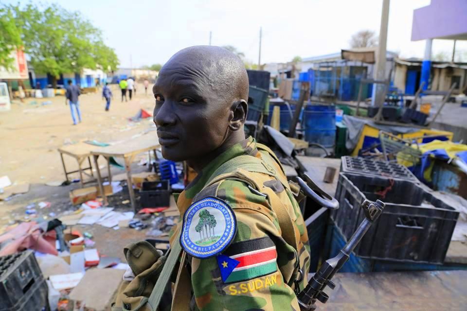 المجاعة تهدد 40% من سكان جنوب السودان
