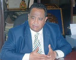 غندور بكل وضوح: آن الأوان لرفع العقوبات الأمريكية المفروضة على السودان