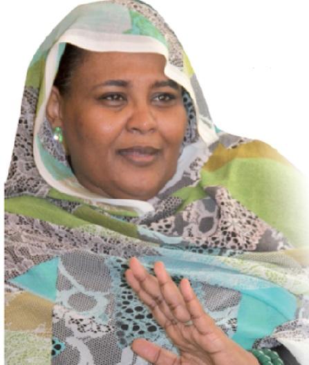 د. مريم: الصادق المهدي سيعود قريباً رئيساً للوزراء