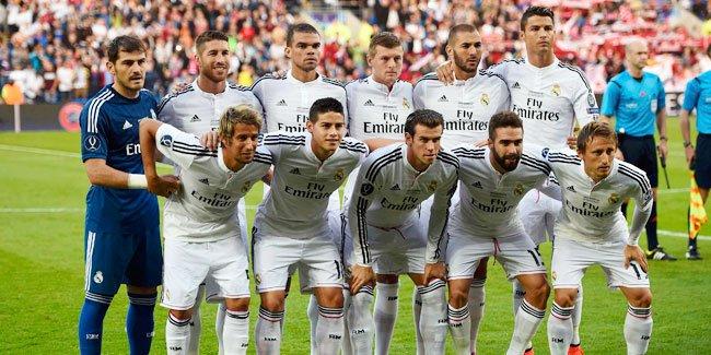 ريال مدريد يتبرع بمليون يورو للاجئين في إسبانيا